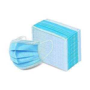 Disposable Face Masks 3-PLY Safety Cover